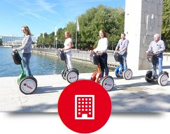 segway firmenevents hannover
