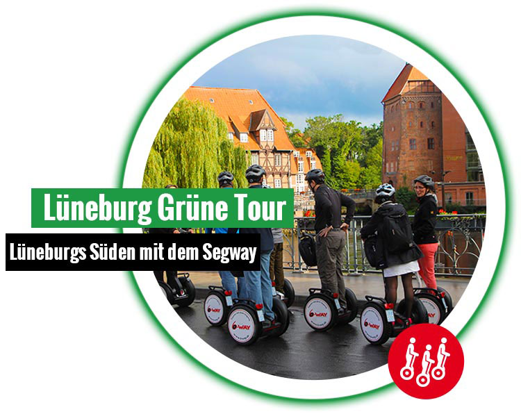 6 way Lueneburg gruene segway tour