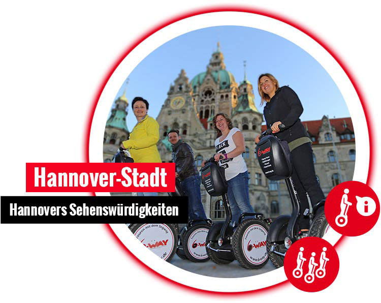 6 way hannover stadt segway tour