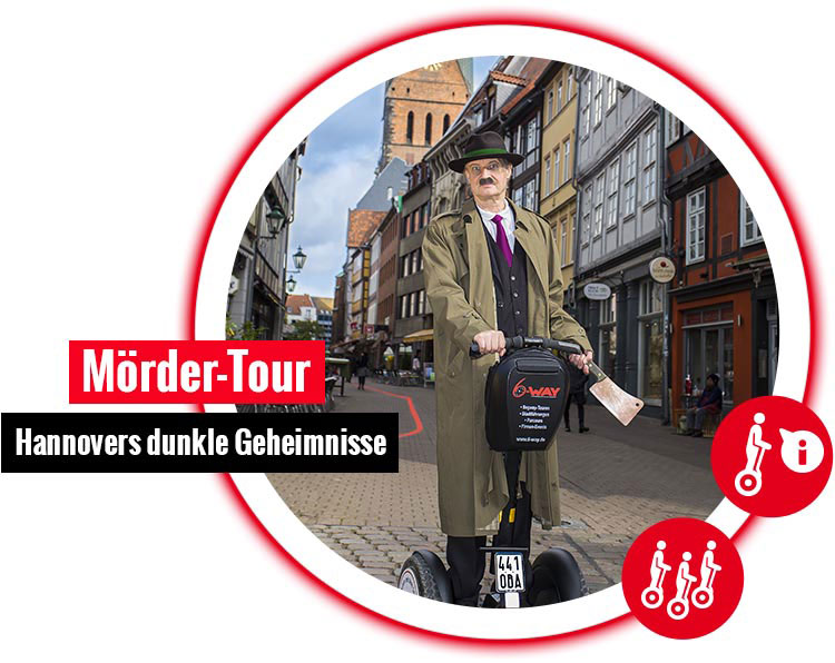 6 way moerder segway tour