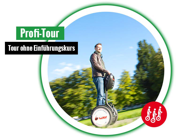 6 way profi segway tour