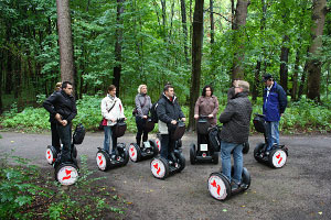 Mutter Buermann Segway
