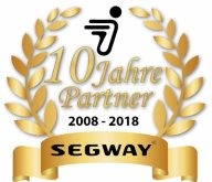 Segway Partner 10 Jahre Small